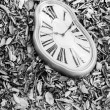 time warp — Stockfoto