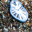 Stock Photo: Time Warp - Lost Time