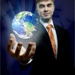 Businessman — Stock Photo #11691511