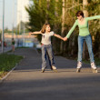 Mother with daughter — Stock Photo #11692393