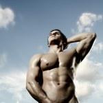 Sexy man — Stock Photo #11692635