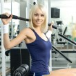 Sport girl — Stock Photo #11694324