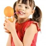 Little girl — Stock Photo #11694750