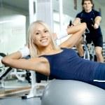 fitness — Stock fotografie