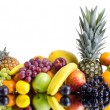 Still life multifruit - Stock Photo