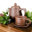 Tea service — Stock Photo #11700999