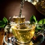 Tea service — Stock Photo #11701050