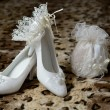 Wedding attire - Stock Photo