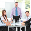 Business meeting — Stock Photo #12185687
