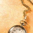 Pocket watch isolated — Stock Photo