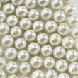 String of white pearls — Foto de stock #11566634
