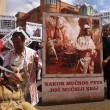 Stock Photo: Animal welfare demonstration