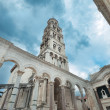 Stock Photo: Diocletian palace