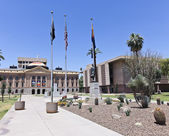 Arizona State Capitol building in Phoenix, Arizona — 图库照片