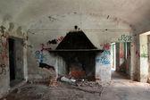 Casa abandonada — Foto de Stock