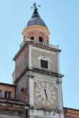 Town hall, Piazza Grande, Modena, Italy — Stock Photo
