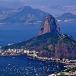 The mountain Sugar Loaf in Rio de Janeiro - Stock Photo