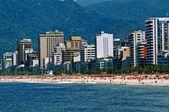 Ipanema beach in Rio de Janeiro — Stock Photo