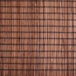 Traditional bamboo pad background — Stock Photo
