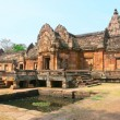Постер, плакат: Ancient palace in Phanom Roonk history park