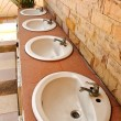 Foto de Stock  : Washbasin