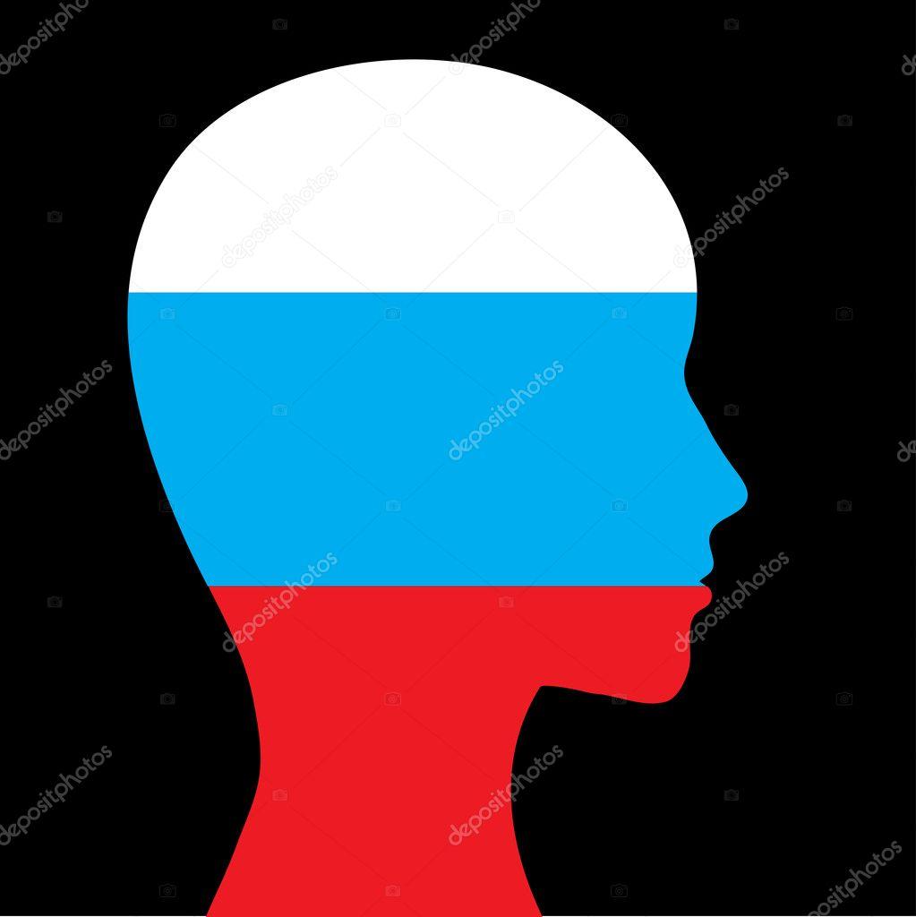 俄罗斯国旗 — 图库矢量图像08