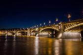 Margaret Bridge — Stock Photo