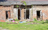 Eski ev — Stok fotoğraf
