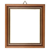 Classic wooden frame — Stock Photo