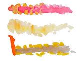 Trazos de pincel — Foto de Stock