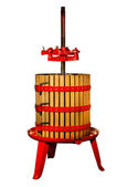 Wine Press — Stock Photo