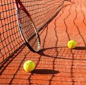 Campi da tennis — Foto Stock