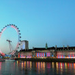 The London Eye — Stock Photo