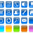 Internet icons series — Stock Photo