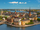 Stockholm, Old Town — Stock Photo