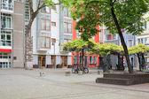Köln küçük tersane — Stok fotoğraf