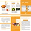 Trifold Design Brochure — Stock Vector #11639170