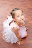 Little ballerina — Stock Photo