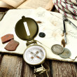The compass — Stock Photo #10943573
