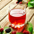 Raspberry juice — Stock Photo #11191971