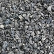 Royalty-Free Stock Photo: Asphalt pieces