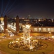 Stock Photo: Plaza Espana in Barcelona