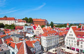 Tallin center — Stock Photo