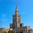 Palace of culture and science — Stock Photo #12071808