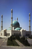 Mosque in Geok Depe. Turkmenistan. — Stock Photo
