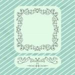 Vintage Card — Stock Vector #12064960