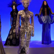 Female mannequins at Jean Paul Gaultier exhibition — Stock Photo #12225864