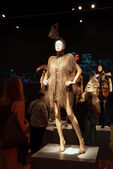 Fashion World of Jean Paul Gaultier exhibition in San Francisco — ストック写真