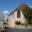 France, the village of Follainville Dennemont in Yvelines — Stok fotoğraf