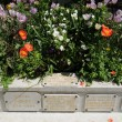 Tomb of Claude Monet in the cemetery of Giverny — ストック写真